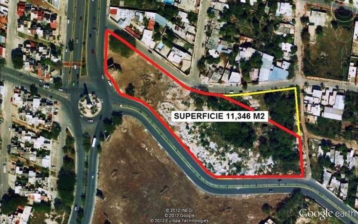 Foto de terreno comercial en venta en  , vista alegre, mérida, yucatán, 1717702 No. 01