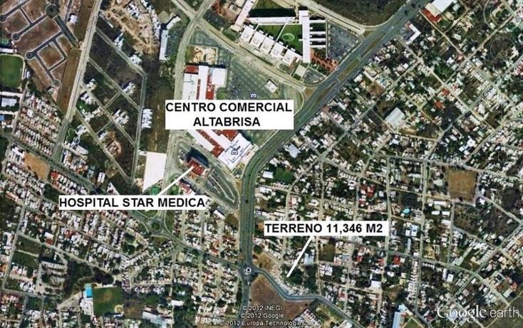 Foto de terreno comercial en venta en  , vista alegre, mérida, yucatán, 1717702 No. 02
