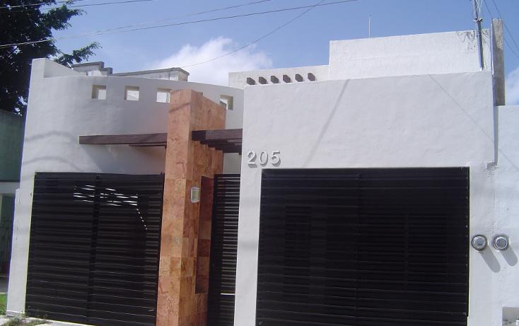 Foto de casa en renta en  , vista alegre norte, m?rida, yucat?n, 1171587 No. 01