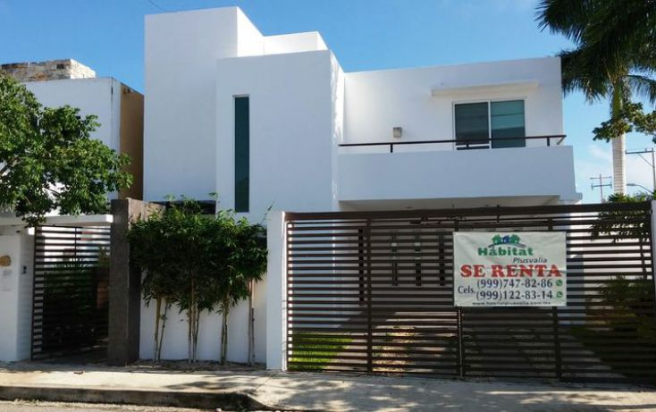 Foto de casa en renta en, vista alegre norte, mérida, yucatán, 1436257 no 01