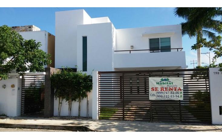 Foto de casa en renta en  , vista alegre norte, m?rida, yucat?n, 1436257 No. 01