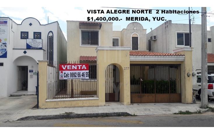 Foto de casa en venta en  , vista alegre norte, mérida, yucatán, 1960003 No. 01