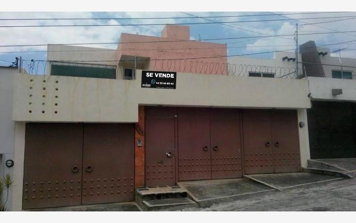 Foto de casa en venta en  , vista bella, morelia, michoacán de ocampo, 2687671 No. 01
