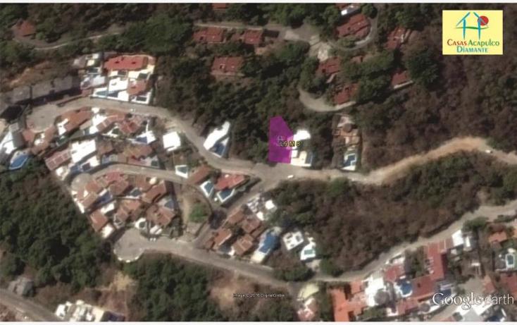 Foto de terreno habitacional en venta en  15, joyas de brisamar, acapulco de juárez, guerrero, 1998942 No. 02