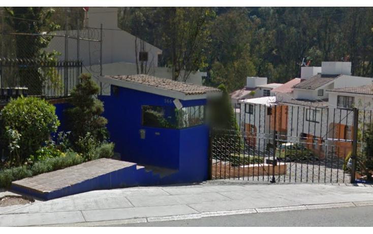 Foto de casa en venta en  , vista del valle sección bosques, naucalpan de juárez, méxico, 959665 No. 02