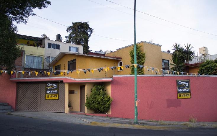 Foto de casa en venta en  , vista del valle sección electricistas, naucalpan de juárez, méxico, 1062685 No. 01