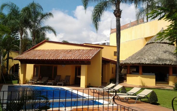 Foto de casa en venta en  , vista hermosa, cuernavaca, morelos, 1066189 No. 01