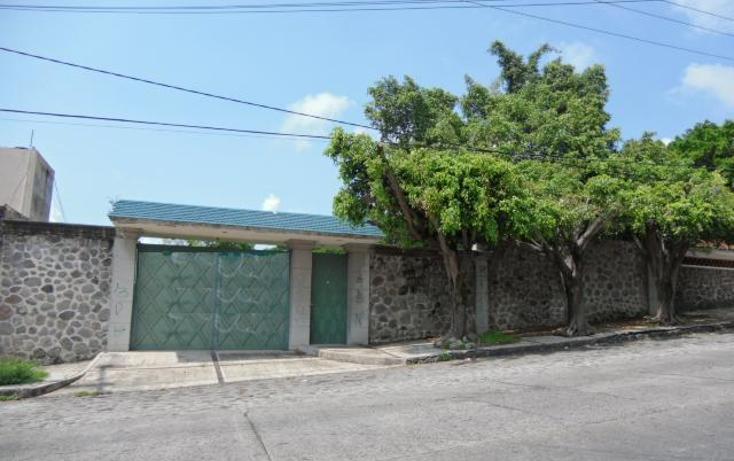 Foto de terreno habitacional en venta en  , vista hermosa, cuernavaca, morelos, 1087231 No. 01