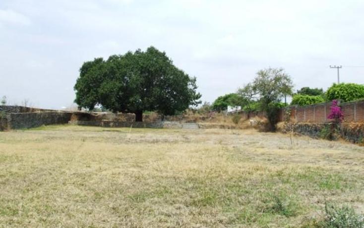 Foto de terreno habitacional en venta en  , vista hermosa, cuernavaca, morelos, 1138381 No. 01