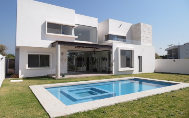 Foto de casa en venta en  , vista hermosa, cuernavaca, morelos, 1143165 No. 01