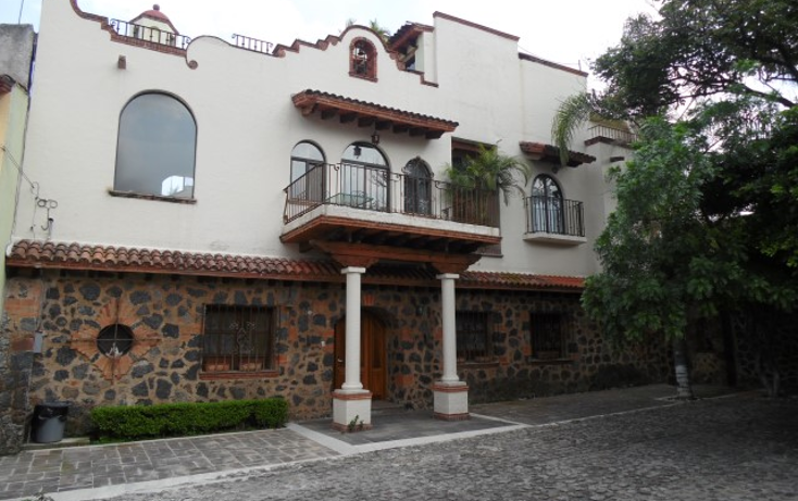 Foto de casa en renta en  , vista hermosa, cuernavaca, morelos, 1172683 No. 01