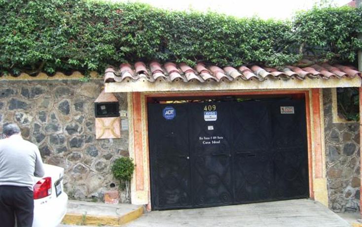 Foto de casa en venta en  , vista hermosa, cuernavaca, morelos, 1268191 No. 01