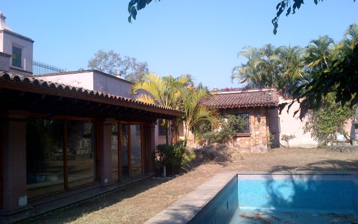 Foto de casa en venta en  , vista hermosa, cuernavaca, morelos, 1274153 No. 01