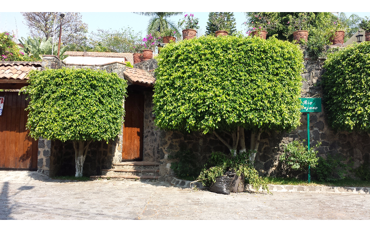 Foto de casa en renta en  , vista hermosa, cuernavaca, morelos, 1275457 No. 01