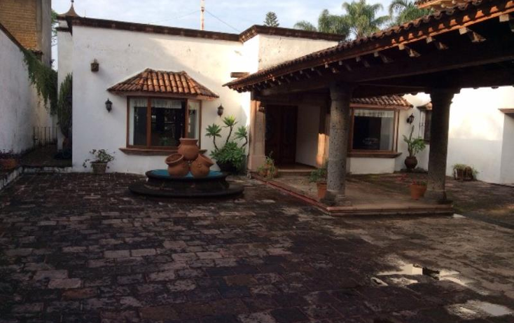Foto de casa en venta en  , vista hermosa, cuernavaca, morelos, 1373205 No. 01