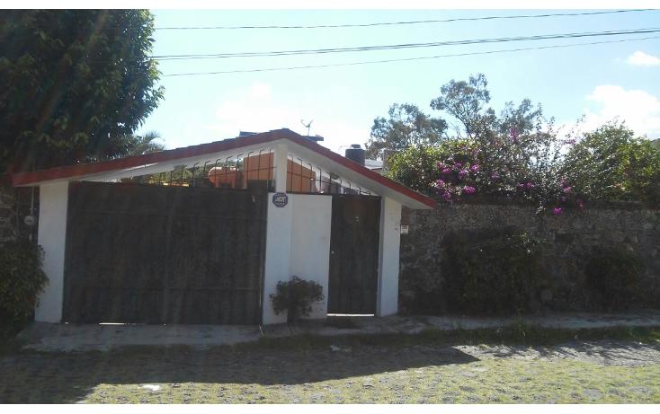 Foto de casa en venta en  , vista hermosa, cuernavaca, morelos, 1527411 No. 01
