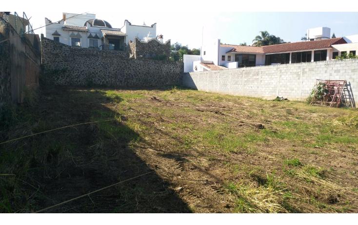 Foto de terreno habitacional en venta en  , vista hermosa, cuernavaca, morelos, 1563236 No. 01