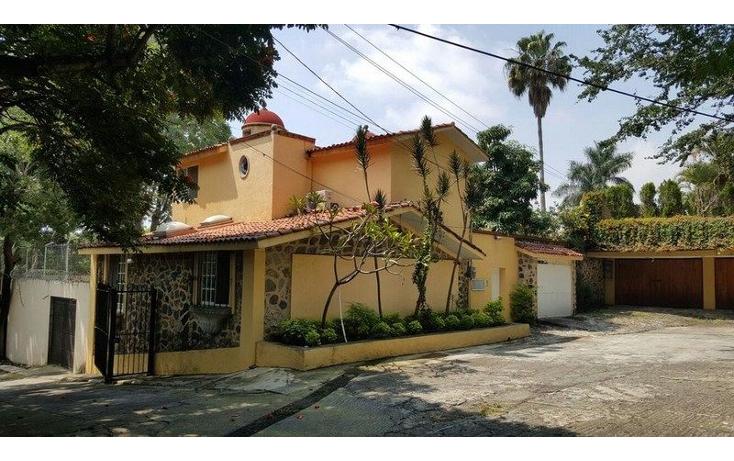 Foto de casa en venta en  , vista hermosa, cuernavaca, morelos, 1680210 No. 01