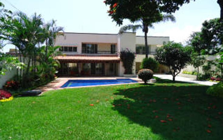 Foto de casa en venta en  , vista hermosa, cuernavaca, morelos, 1702614 No. 01