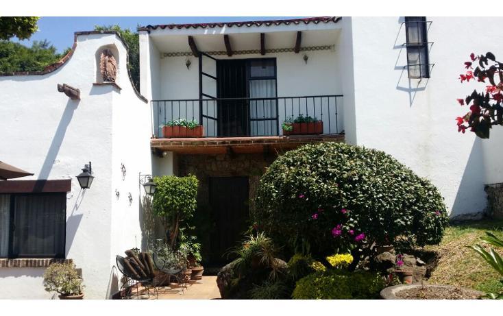 Foto de casa en venta en  , vista hermosa, cuernavaca, morelos, 1776326 No. 01