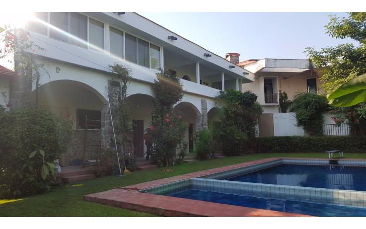Foto de departamento en renta en  , vista hermosa, cuernavaca, morelos, 2010446 No. 01