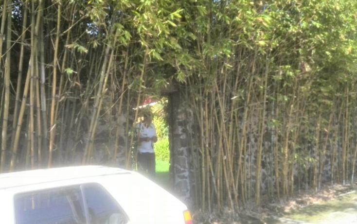 Foto de terreno habitacional en venta en  , vista hermosa, cuernavaca, morelos, 2033252 No. 04