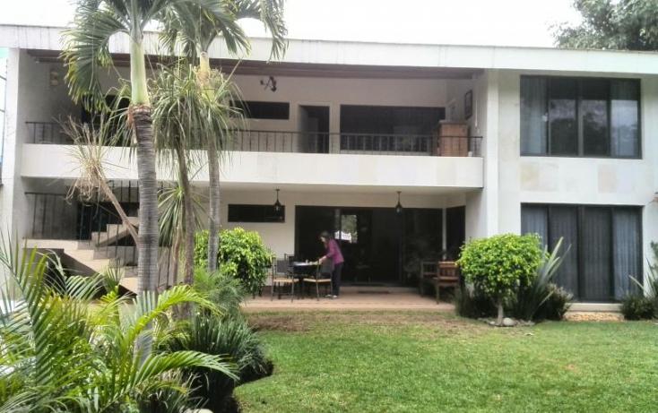 Foto de casa en venta en, vista hermosa, cuernavaca, morelos, 820317 no 01