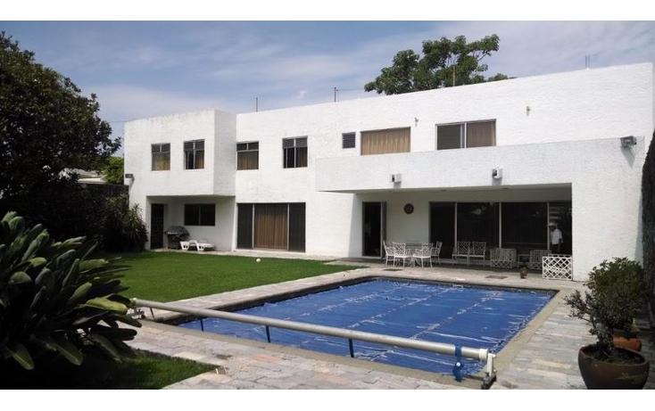 Foto de casa en venta en  , vista hermosa, cuernavaca, morelos, 942789 No. 01