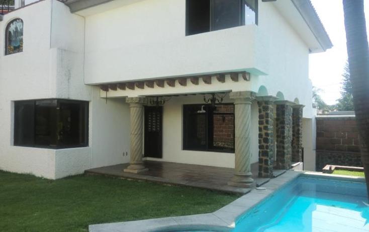 Foto de casa en venta en vista hermosa fraccionamiento 113, vista hermosa, cuernavaca, morelos, 465766 No. 02