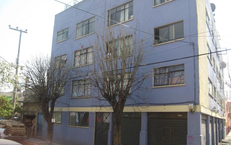 Foto de edificio en venta en  , vista hermosa, gustavo a. madero, distrito federal, 1873884 No. 01