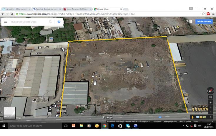 Foto de terreno comercial en renta en  , vista hermosa, monterrey, nuevo león, 1298659 No. 01