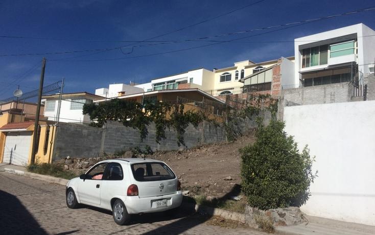 Foto de terreno habitacional en venta en  , vista hermosa, querétaro, querétaro, 1853954 No. 01