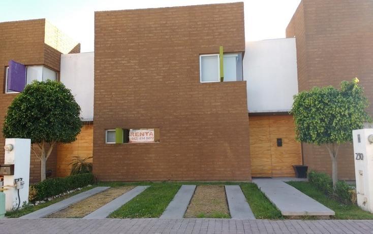Foto de casa en venta en vista hermosa , residencial el refugio, querétaro, querétaro, 1958557 No. 01