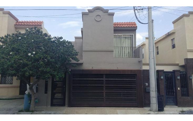Foto de casa en venta en  , vista hermosa, reynosa, tamaulipas, 1678524 No. 01