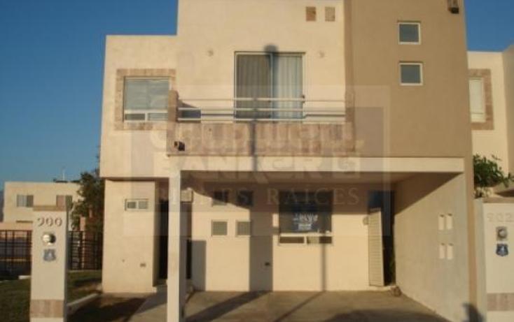 Foto de casa en renta en  , vista hermosa, reynosa, tamaulipas, 1837382 No. 01