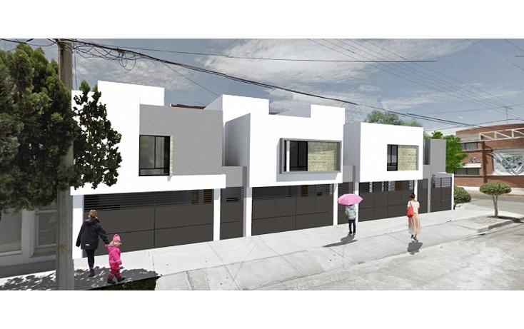 Foto de casa en venta en  , vista hermosa, san luis potosí, san luis potosí, 1730768 No. 01