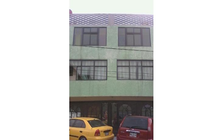Foto de departamento en renta en  , vista hermosa, tlalnepantla de baz, méxico, 1631250 No. 01