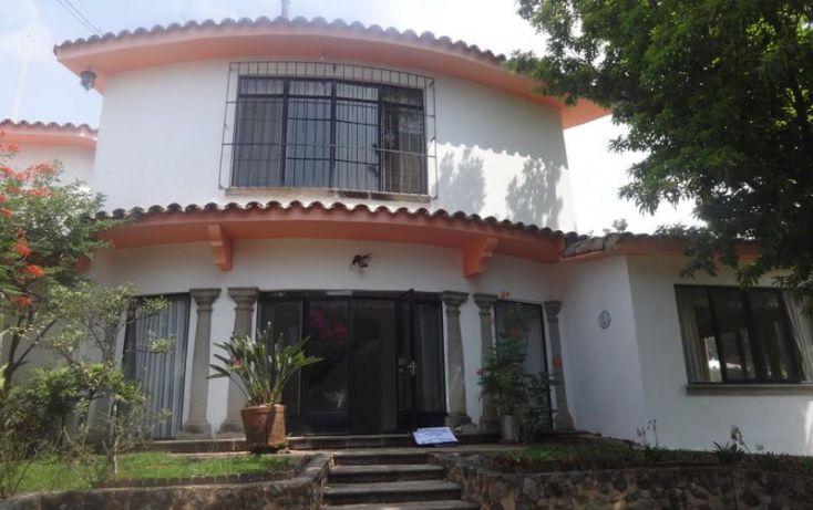 Foto de casa en renta en vista hermosa, vista hermosa, cuernavaca, morelos, 1818540 no 01