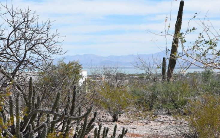 Foto de terreno habitacional en venta en vista mar 043, centenario, la paz, baja california sur, 1820648 no 04