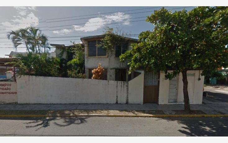 Foto de casa en venta en  , vista mar, veracruz, veracruz de ignacio de la llave, 1591510 No. 01