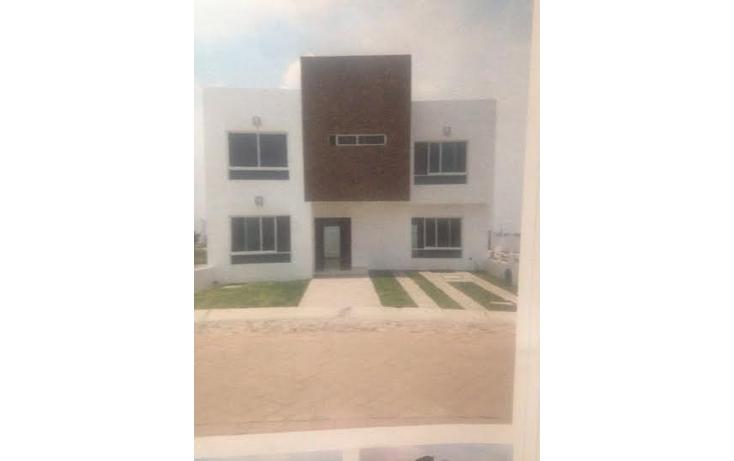 Foto de casa en condominio en venta en  , vista, querétaro, querétaro, 1444369 No. 01