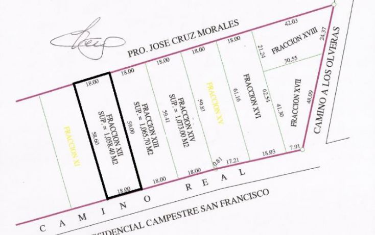 Foto de terreno comercial en venta en vista real 1, san antonio de la punta, querétaro, querétaro, 1381377 no 02