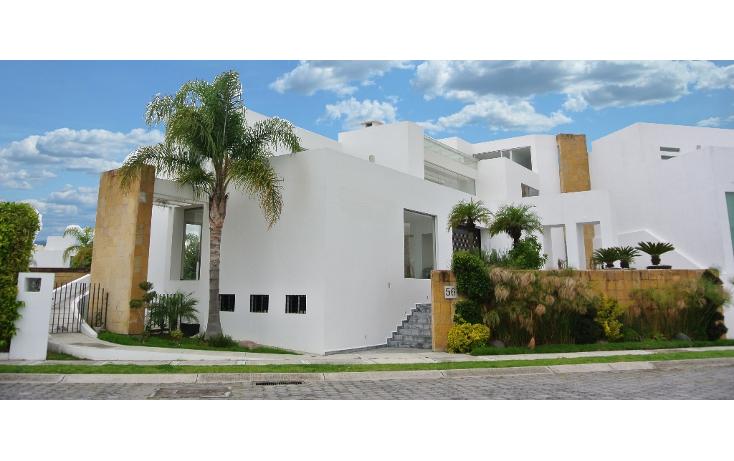 Foto de casa en venta en  , vista real del sur, san andrés cholula, puebla, 1266445 No. 01