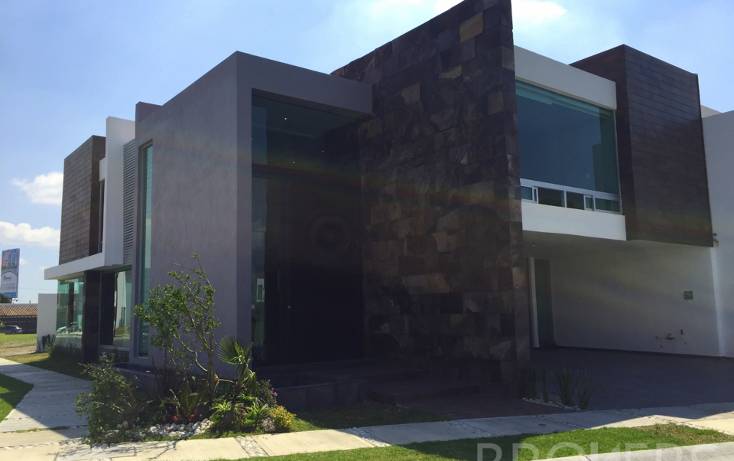 Foto de casa en venta en  , vista real, san andr?s cholula, puebla, 1596976 No. 01