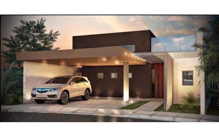 Foto de casa en venta en  , vista real, san pedro garza garcía, nuevo león, 889269 No. 01
