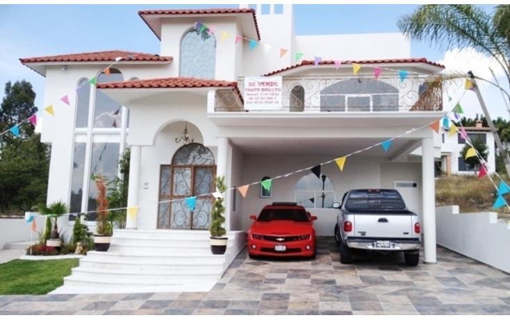 Foto de casa en venta en  , vista real y country club, corregidora, querétaro, 1310213 No. 10