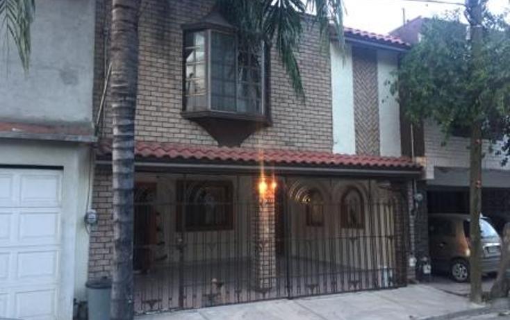 Foto de casa en venta en  , vista sol, guadalupe, nuevo le?n, 1554802 No. 01