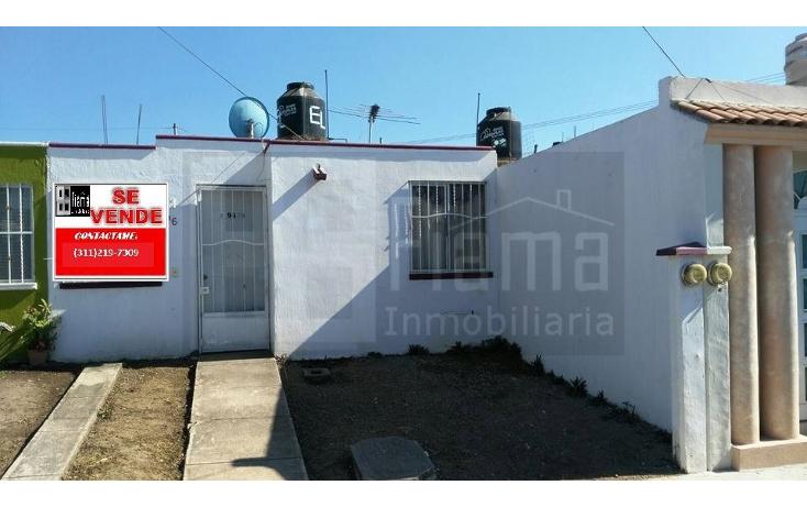 Foto de casa en venta en  , vistas de la cantera, tepic, nayarit, 1778282 No. 01