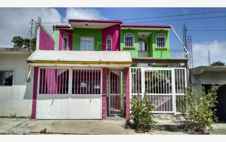 Foto de casa en venta en  , viva cárdenas, san fernando, chiapas, 1703934 No. 01