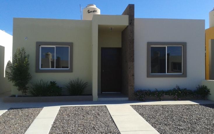 Foto de casa en venta en  , vivah el progreso, la paz, baja california sur, 1463095 No. 01